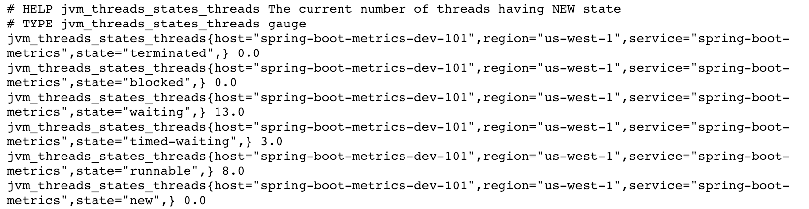 Metrics Collection in Spring Boot With Micrometer and Prometheus